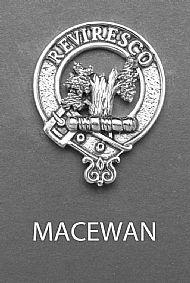 Clan MacEwan Brooch