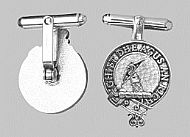 Clan MacInnes Cufflinks