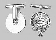 Clan MacKinnon Cufflinks