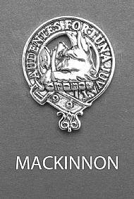Clan MacKinnon Brooch