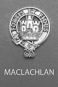 Clan MacLachlan Brooch