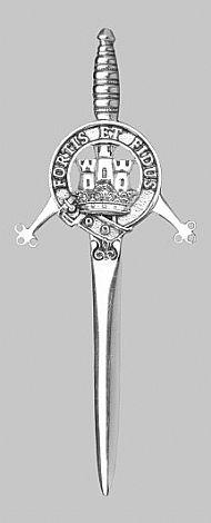 Clan MacLachlan Kilt Pin