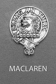 Clan MacLaren Brooch