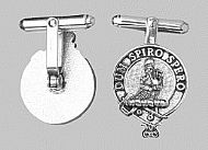 Clan MacLennan Cufflinks