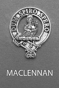 Clan MacLennan Brooch