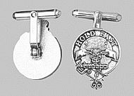 Clan MacLeod Cufflinks