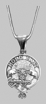 Clan MacLeod Pendant