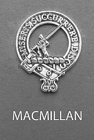 Clan MacMillan Brooch