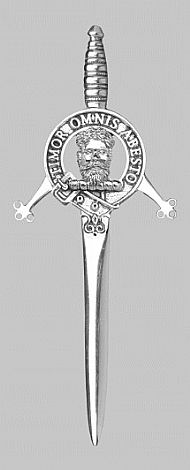 Clan MacNab Kilt Pin