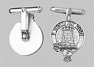 Clan MacNaughton Cufflinks