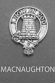Clan MacNaughton Brooch