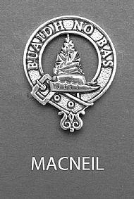 Clan MacNeil Brooch