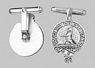 Clan MacPherson Cufflinks