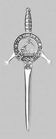 Clan MacQuarrie Kilt Pin