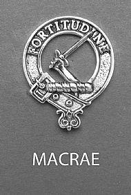 Clan Macrae Brooch