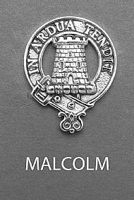 Clan Malcolm Brooch