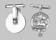 Clan Maxwell Cufflinks