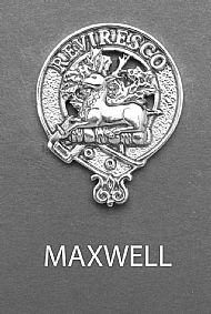 Clan Maxwell Brooch