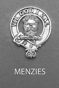Clan Menzies Brooch