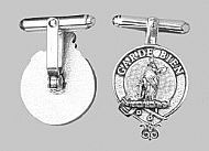 Clan Montgomery Cufflinks