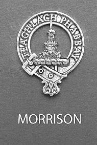 Clan Morrison Brooch