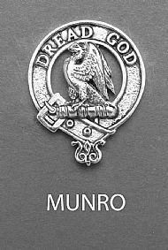 Clan Munro Brooch