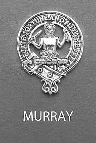 Clan Murray Brooch