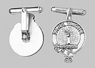 Clan Napier Cufflinks