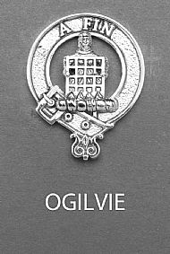 Clan Ogilvie Brooch