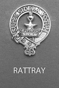 Clan Rattray Brooch