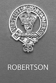 Clan Robertson Brooch