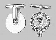 Clan Rose Cufflinks