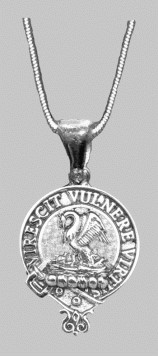 Clan Stewart Pendant