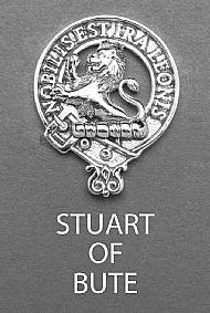 Clan Stuart of Bute Brooch