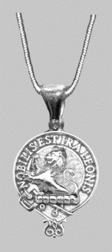 Clan Stuart of Bute Pendant