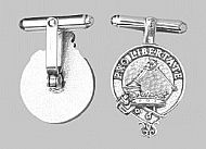 Clan Wallace Cufflinks