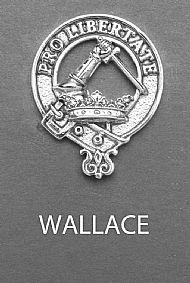 Clan Wallace Brooch