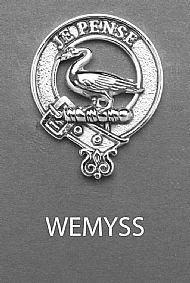 Clan Wemyss Brooch