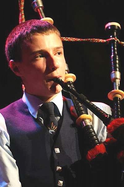 alasdair turner in concert with robert watt at the spa pavillion