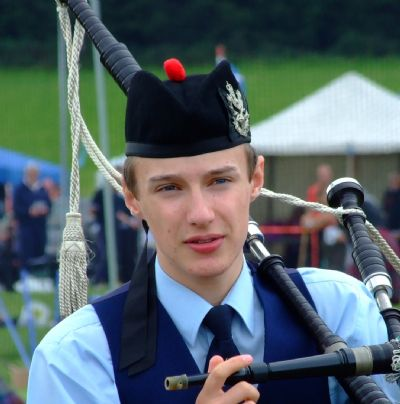 pipe major alasdair turner