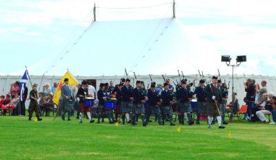 tain highland gathering, 2009