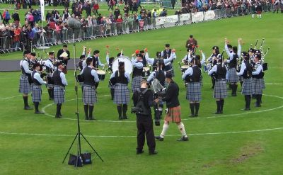 torphichen and bathgate pipe band