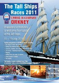 tall ships orkney 2011