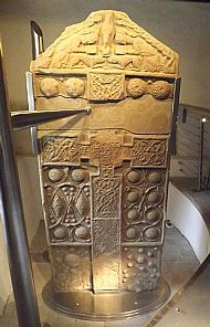 Nigg Pictish Stone