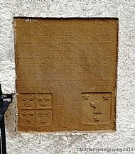 The Fraser Wall Plaque