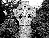 The Gaelic Chapel Cross 3