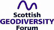 scottish geodiversity froumn logo