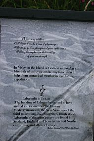 robert graves labyrinth quotation