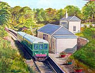 The Spirit of Speyside Train