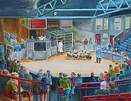 Sheep Sale at Thainstone